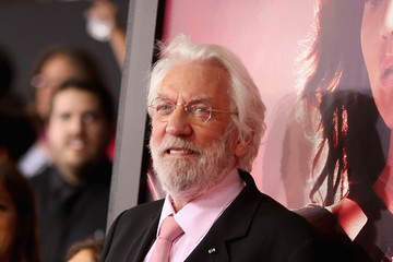 Donald Sutherland 'The Hunger Games: Catching Fire' Premieres in LA — Part 2