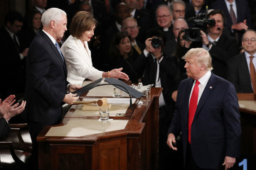 Donald Trump Mike Pence News Pictures of The Week - February 6