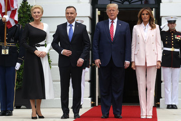Donald Trump European Best Pictures Of The Day - June 13, 2019