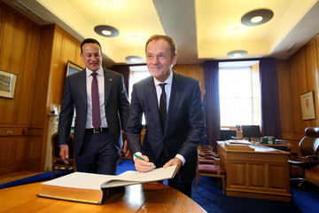 Donald Tusk European Best Pictures Of The Day - March 19, 2019