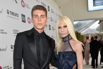 Donatella Versace Elton John AIDS Foundation Oscar Viewing Party — Part 3