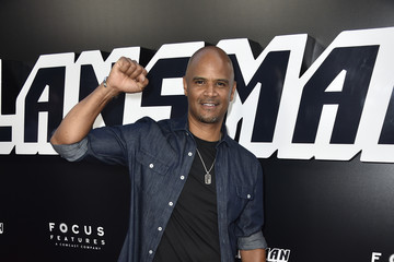 Dondre Whitfield Premiere Of Focus Features' 'BlacKkKlansman' - Arrivals