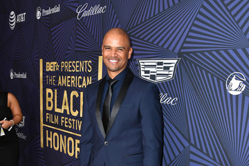 Dondre Whitfield BET Presents the American Black Film Festival Honors - Red Carpet