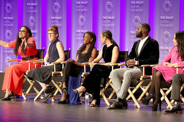 Dondre Whitfield The Paley Center For Media's 35th Annual PaleyFest Los Angeles - 'Queen Sugar' - Inside