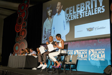 Dondre Whitfield American Black Film Festival - Celebrity Scene Stealers Presented By TV One