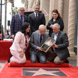 Donelle Dadigan Alan Arkin Honored With A Star On The Hollywood Walk Of Fame