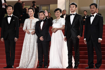 Dong Zijang 'Marguerite And Julien' Premiere - The 68th Annual Cannes Film Festival
