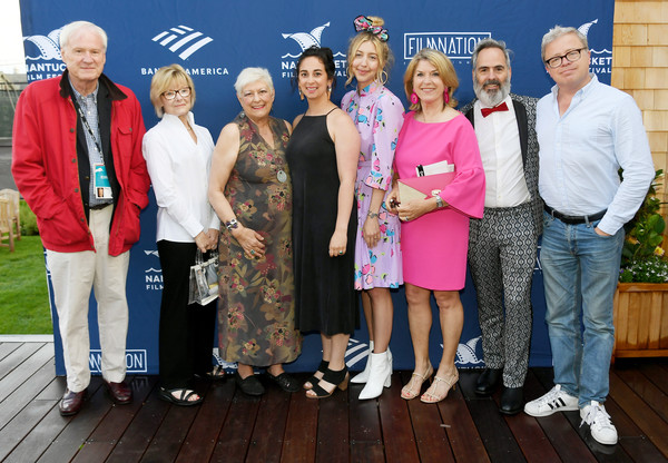 2019 Nantucket Film Festival - Day Four [social group,event,community,youth,team,tourism,recreation,leisure,family,competition,nantucket film festival,screenwriters tribute,chris matthews,jane curtin,anne beatts,katherine matthews,donick cary,sudi green,heidi gardner,eric gilliland]