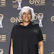 Donna Brazile 50th NAACP Image Awards - Press Room