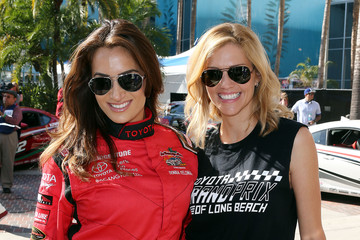 Donna Feldman 38th Annual Toyota Pro/Celebrity Race - Day 2