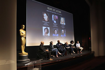 Donna Gigliotti The Academy of Motion Picture Arts & Sciences Presents the Inaugural 2018 Careers in Film Summit: New York