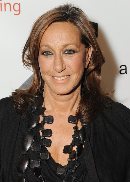 2nd Annual Bent On Learning Benefit [annual bent on learning benefit,beauty,hairstyle,eyebrow,fashion model,chin,long hair,brown hair,smile,layered hair,hair coloring,designer,new york city,the puck building,donna karan,annual bent on learning benefit]