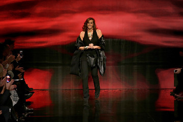 Donna Karan Donna Karan New York 30th Anniversary - Runway - Mercedes-Benz Fashion Week Fall 2014