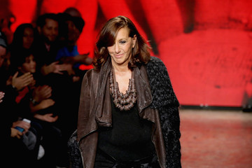Donna Karan DKNY Women's - Runway - Mercedes-Benz Fashion Week Fall 2014