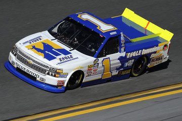 Donnie Neuenberger Daytona International Speedway: Day 5