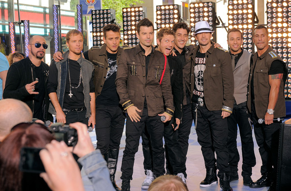Donnie Wahlberg Photos New Kids On The Block And Backstreet Boys