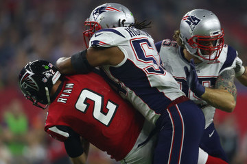 Dont'a Hightower Super Bowl LI - New England Patriots v Atlanta Falcons