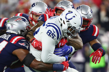 Dont'a Hightower Indianapolis Colts vs. New England Patriots