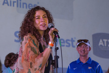 Dora Madison The 'Friday Night Lights' Tailgate And Pep Rally Reunion At The ATX Television Festival