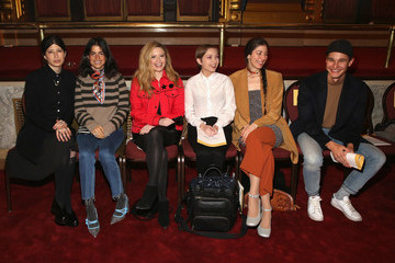 Dorian Grinspan Creatures of the Wind - Front Row - Fall 2016 New York Fashion Week