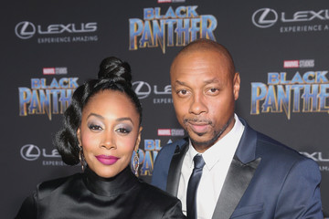 Dorian Missick The Los Angeles World Premiere of Marvel Studios' 'Black Panther'