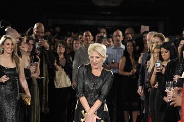 Dorinda Medley Dressed to Kilt Ball & Fashion Show Presented by Usquaebach Scotch Whisky, the High Line Hotel & SugarBearHair - Runway
