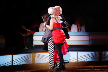 Dorinda Medley Opening Night Of Big Apple Circus At Lincoln Center With Celebrity Ringmaster Tinsley Mortimer