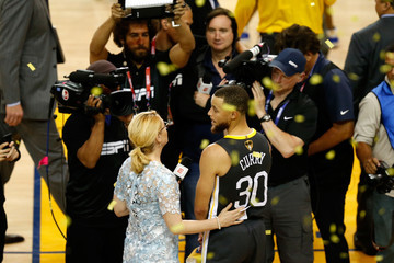 Doris Burke 2018 NBA Finals - Game Two