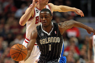 Doron Lamb Orlando Magic v Chicago Bulls
