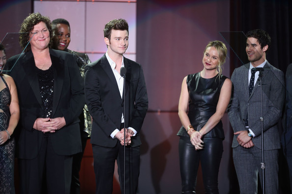 'TrevorLIVE' Honors Jane Lynch [glee,event,performance,suit,formal wear,acting,heater,jane lynch,toyota for the trevor project - show,cast,trevorlive la,hollywood palladium,california,toyota,trevor project]
