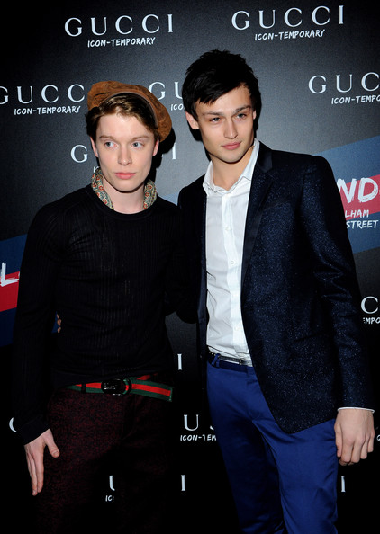 Gucci Icon Temporary London Opening Arrivals