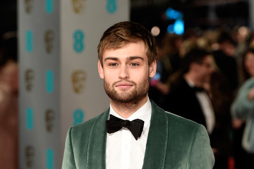 Douglas Booth EE British Academy Film Awards 2015 - Red Carpet Arrivals
