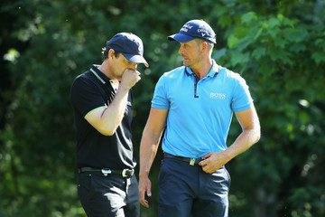 Dougray Scott BMW PGA Championship - Previews