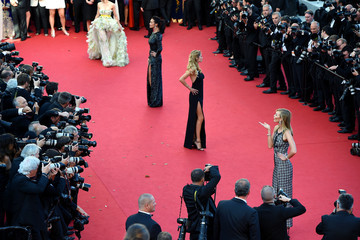 Doutzen Kroes 'Youth' Premiere - The 68th Annual Cannes Film Festival