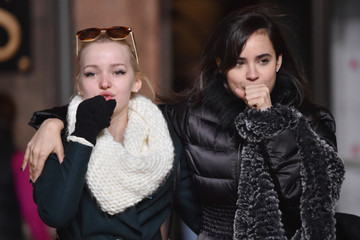 Dove Cameron 89th Annual Macy's Thanksgiving Day Parade Rehearsals - Day 2