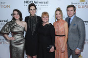 Allen Leech Michelle Dockery Photos Photo