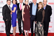 Hugh Bonneville and Michelle Dockery Photos Photo