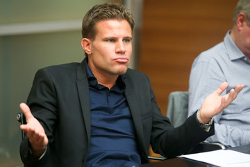 Dr. Felix Brych DFB Referees and Bundesliga Head Coaches Round Table