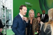 "Benedict Cumberbatch attends ""Dr. Seuss' The Grinch"" New York premiere at Alice Tully Hall, Lincoln Center on November 3, 2018 in New York City."