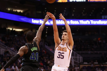 Dragan Bender Dallas Mavericks v Phoenix Suns