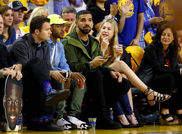 Drake Photos 2016 Nba Finals Game Five 318 Of 1826