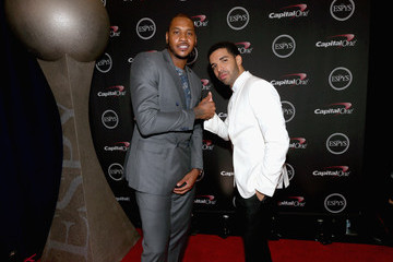 Drake Backstage at the ESPYS