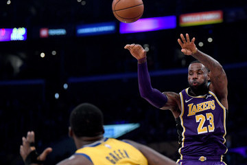 Draymond Green Golden State Warriors vs Los Angeles Lakers