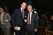Patrick Tully and Stephen Lang attend the I Have A Dream Foundation