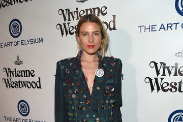Dree Hemingway The Art of Elysium Presents Vivienne Westwood & Andreas Kronthaler's 2016 HEAVEN Gala - Red Carpet