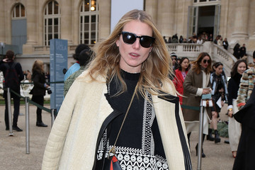 Dree Hemingway Chloe : Outside Arrivals  - Paris Fashion Week Womenswear Fall/Winter 2014-2015