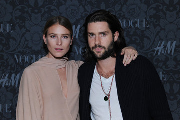 "Dree Hemingway Phil Winser H&M & Vogue Studios Celebrate ""Between The Shows"""
