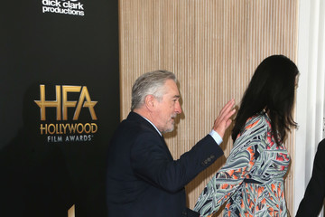 Drena De Niro 20th Annual Hollywood Film Awards - Arrivals