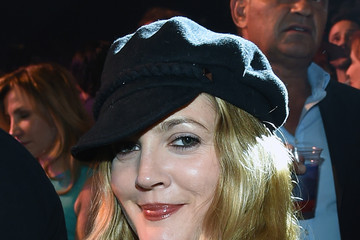 Drew Barrymore Ringside At 'Mayweather VS Pacquiao'