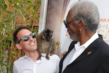 """Drew Fellman Premiere Of Warner Bros. Pictures And IMAX Entertainment's """"Island Of Lemurs: Madagascar"""" - Red Carpet"""